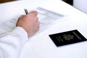 Заполнение документов на выдачу студенческой визы